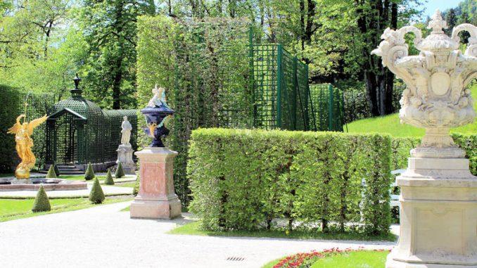 Schloss-Linderhof_9113_Gartenanlage