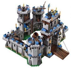 Geschenktipp für kleine Burgenfans: Die große Königsburg von Lego