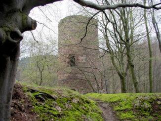 Bramburg, Niedersachsen - Bergfried