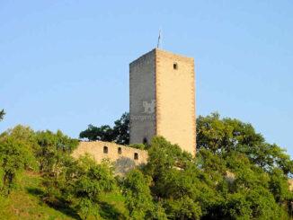 Burg Greene, Niedersachsen - Seitenansicht