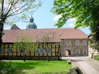 Schloss Fürstenau, Niedersachsen - Torhaus