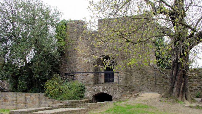 Schloss-Broich_Turmfragment_0025