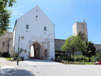 Vohburg, Bayern - Torhaus