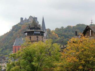 Panorama der Schönburg © Karl-Heinz Cronau