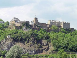 Burg Rheinfels (Rheinland-Pfalz) - Panorama