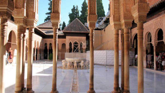 Alhambra_Brunnenhof_9708