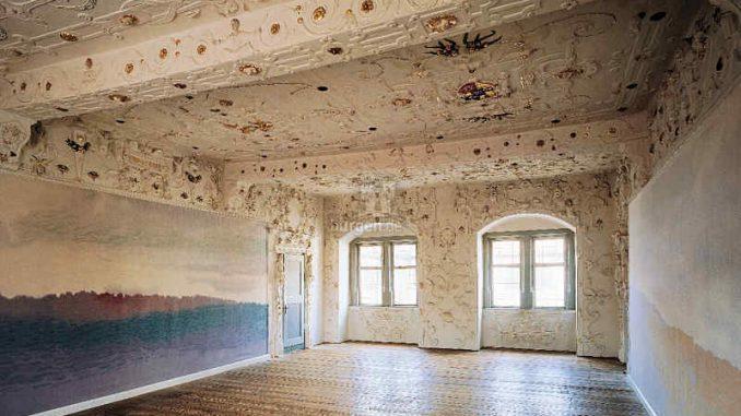 Schloss-Wilhelmstein_Stuckdetails