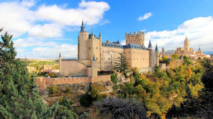 Alcázar de Segovia (Spanien) - flickr / Stephane Seco