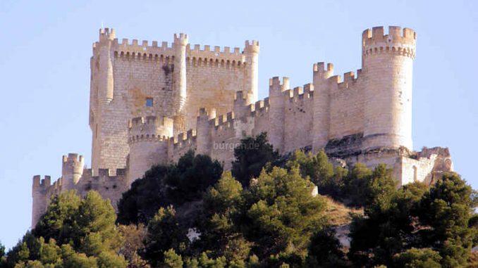 Castillo de Peñafiel (Spanien)