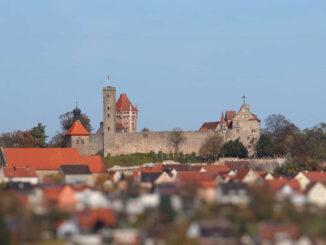 Burg Abenberg, Bayern