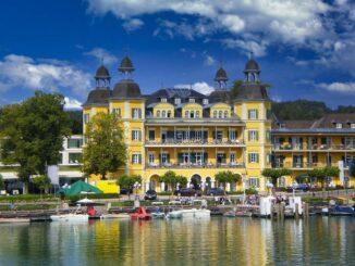 Falkensteiner Schlosshotel Velden © Dr Horst Dieter Donat