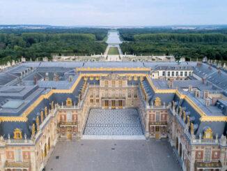 Versailles, Luftbild ©THOMAS GARNIER