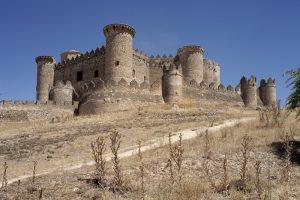 Castillo de Belmonte - die Burg von El Cid