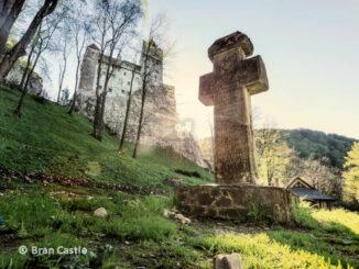 "Burg Bran / Bran Castle (Rumänien) - Heimstatt von Bram Stokers ""Dracula"""