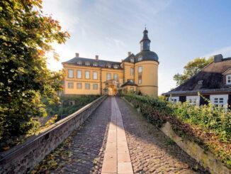Schloss Friedrichstein, Bad Wildungen (Hessen) - Bild © Museumslandschaft Hessen Kassel