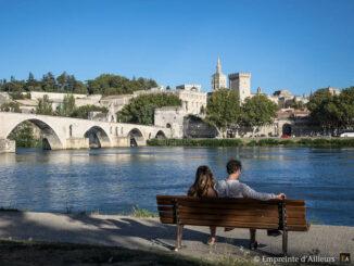 Avignon, Brücke und Palast © Empreinte d'Ailleurs / Avignon Tourisme