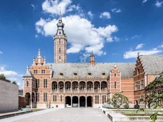 Hof van Busleyden, Mechelen - Aussenansicht @ Sophie Nuytten