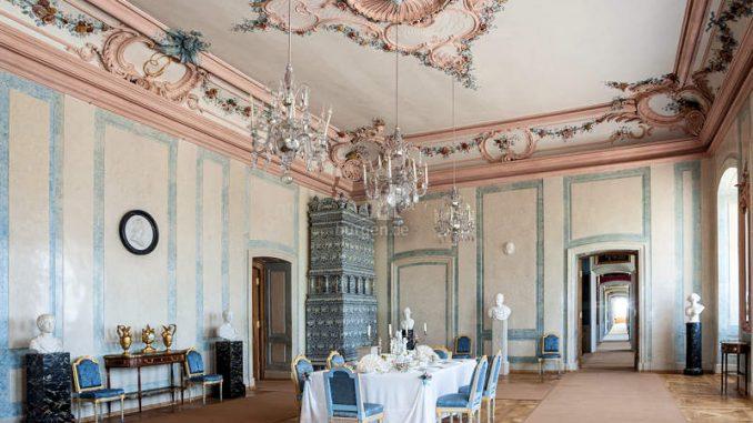 Rundale-Palace_Herzoglicher-Speisesaal