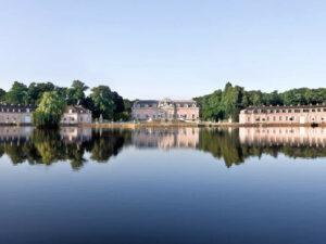 Panorama © Schloss Benrath / SSPB