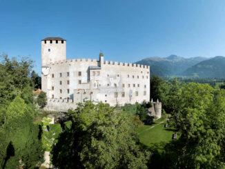 Schloss Bruck, Lienz (Tirol) - Panorama © Martin Lugger / Schloss Bruck