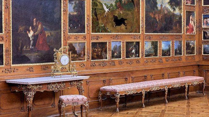 Erzbischofspalast-Kromeriz_Galerie