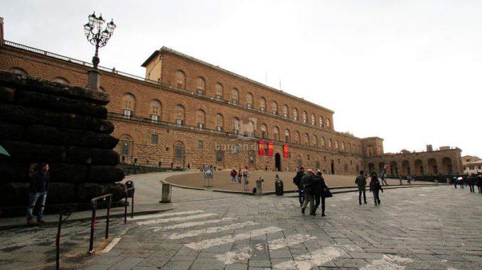 Palazzo-Pitti_Vorderseite
