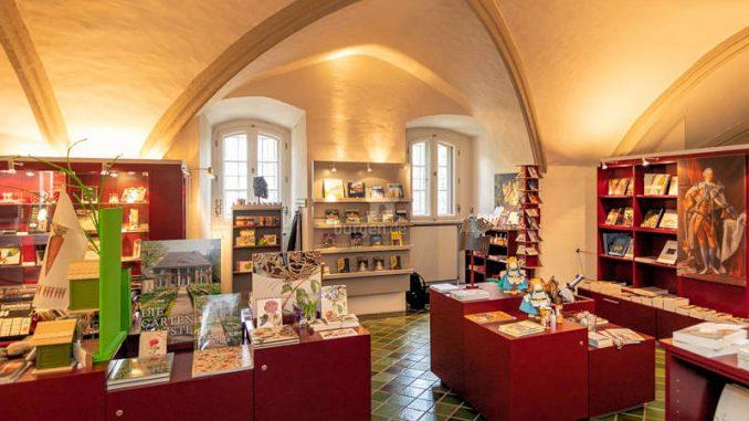 Schloss-Celle_Museumsshop