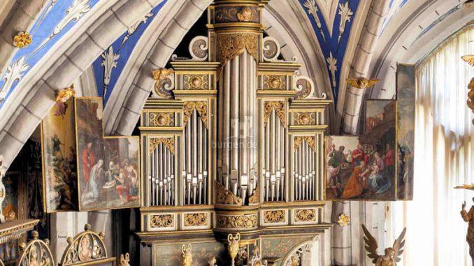 Schloss-Celle_Schlosskapelle-Orgel