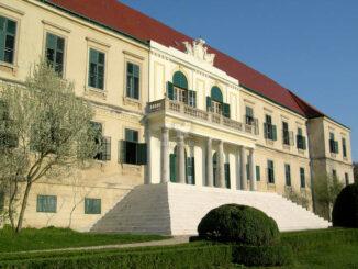 Ansicht Vorderseite © Schloss Loosdorf
