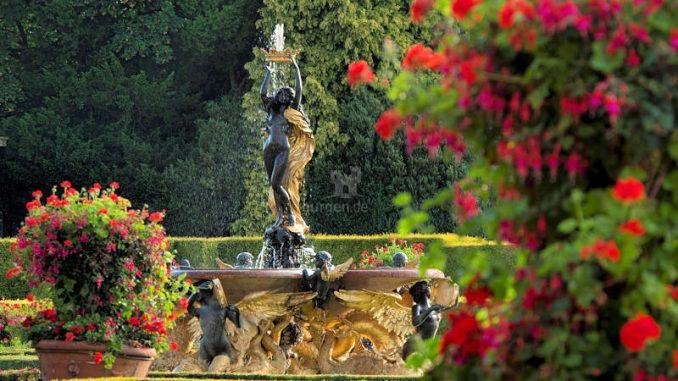 Blenheim-Palace_Italienischer-Garten