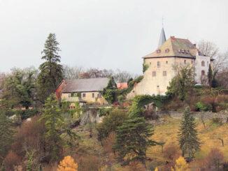 Herbstlicht © Burg Brandenstein