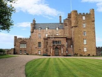 Das Schloss © Castle of Mey, Schottland