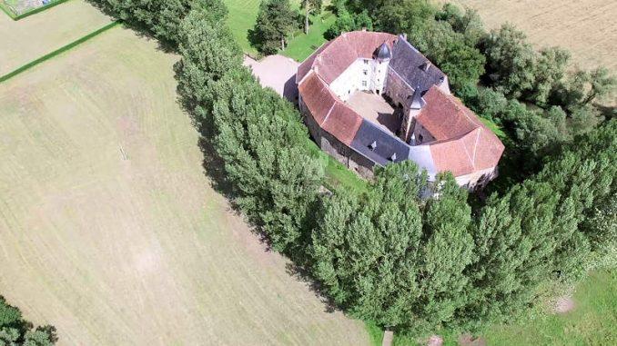 Chateau-Saint-Sixte_Luftbild-Umgebung