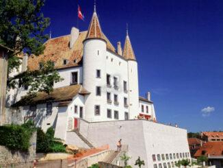 Château de Nyon, Terasse © N. Spuhler
