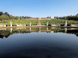 Schloss Sanssouci © Hans Christian Krass / SPSG