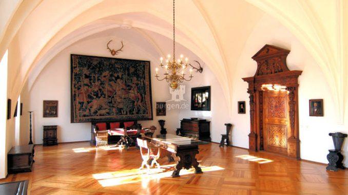 Schloss-Berchtesgaden_Zweiter-Renaissancesaal_c-Schloss-Berchtesgaden