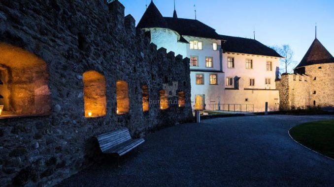 Schloss-Hallwyl_Nachtaufnahme-Innenhof