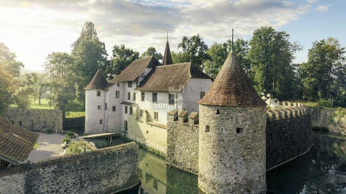 Schloss-Hallwyl_bksma_sh_Aussenaufnahme