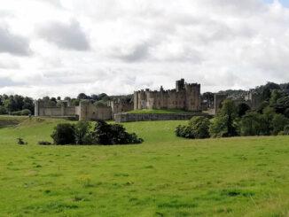 Alnwick Castle - Vorlage zu Hogwarts