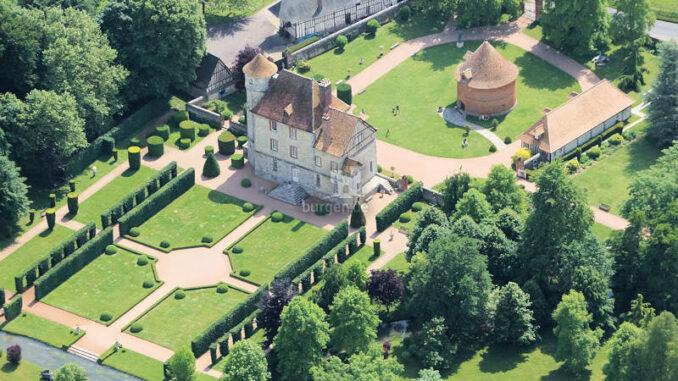 Chateau-Vascoeuil_Luftbild_c-Chateau-Vascoeuil