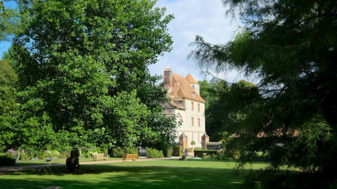 Chateau-Vascoeuil_Seitenansicht_c-Chateau-Vascoeuil