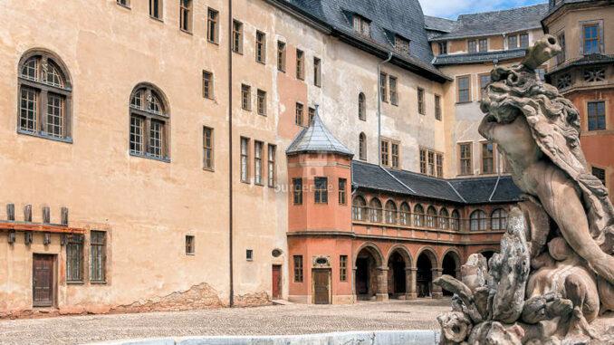 Schloss-Sondershausen_Innenhof