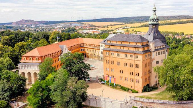 Schloss-Sondershausen_Luftbild