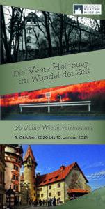 Veste_Heldburg_Flyer © Veste Heldburg