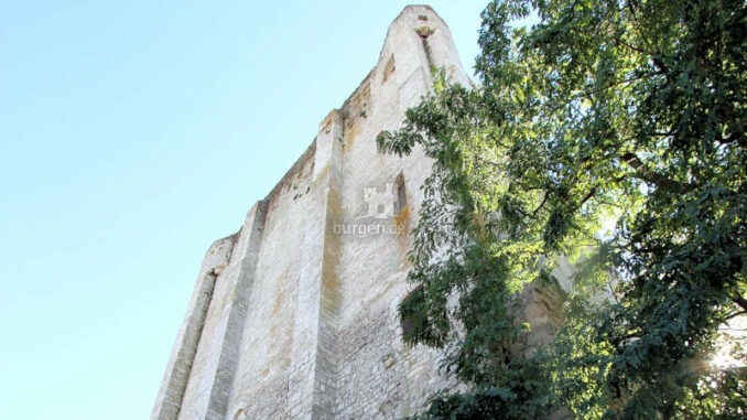 Chateau-Beaugency_Sonnenschein