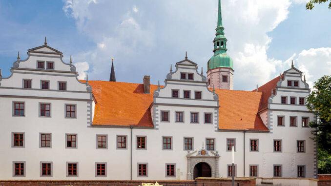 Schloss-Doberlug_Vorderseite