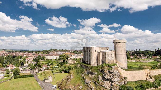 Chateau-Guillaume-le-Conquerant_neu-ausgestaltet