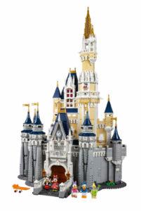 Disney-Schloss © LEGO