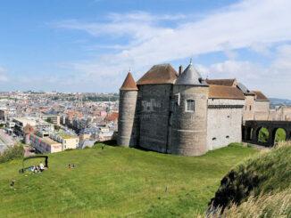Festung über der Stadt © Château de Dieppe