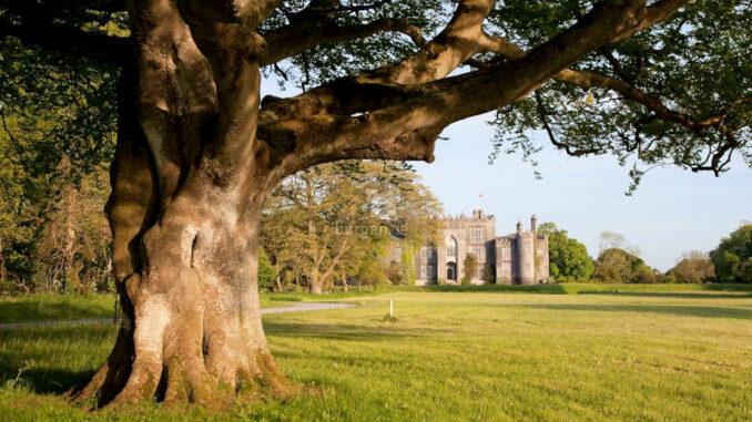 Birr-Castle_View-from-Demesne